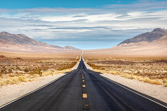 The Open Road (Kirk Lougheed) Tags: california mohave mojave mojavedesert usa unitedstates desert landscape outdoor road