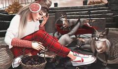 📷 ... ʰ ᵃ ᶰ ᵍ ᶤ ᶰ ᵍ   ʷ ᶤ ᵗ ʰ   ᶠ ʳ ᶤ ᵉ ᶰ ᵈ ˢ (ℒزdsα) Tags: tableauvivant ison bleich luftmenschcrafts jian thunk milkmotion raposa fox foxes fameshed tch thechapterfour berries gachared white vermelho branco cute itdoll doll girl woman lotd fashion game gamer gamergirl gamedoll avatar sl secondlife slavatar slfashion free freebie mesh pixel virtual virtualworld beauty beautiful photo photograph snapshot clothing clothes picture blog blogger slblogger secondlifeblogger moda event evento roupas gratuito garota blogueira loja sponsor blogitdoll
