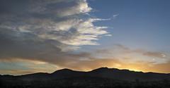 Sunset / Death Valley (Ron Wolf) Tags: deathvalleynationalpark nationalpark clouds desert landscape nature sunset california