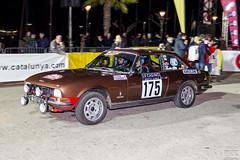 Monte-Carlo Historique 027 (Escursso) Tags: 175 1976 2019 22e 504 504coupev6 barcelona barcelone catalonia catalunya cotxes fia historique montecarlo peugeot cars classic historic motorsport racing rally rallye spain