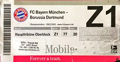 "Bayern München - Borussia Dortmund 2:1 (0:1) • <a style=""font-size:0.8em;"" href=""http://www.flickr.com/photos/79906204@N00/46130757021/"" target=""_blank"">View on Flickr</a>"