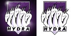 'Holloway Hydra' Team Crest (martinconnaughton) Tags: rhul royal holloway hydra football 5 aside crest logo