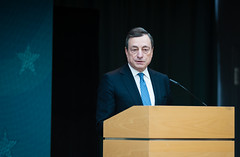 "ECB colloquium ""Promoting safe and sound banks in the SSM"" in honour of Danièle Nouy (European Central Bank) Tags: 12 2018 bankingsupervision december ecb ecbcolloquiuminhonourofdanièlenouy europeancentralbank eurotower frankfurtammain location mariodraghi ssm singlesupervisorymechanism"