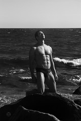 Pawel for Adon (tim_asato) Tags: timasato marytorres pawelattig muscle musculo masculino hombr man men chico boy sexy sex abs pcs bulge underwear ropainterior wet mojado hunk trunk jock stud bicep biceps fit fitness blackandwhite black white bw blanco negro ass legs rocas rocks sea mar ocean oceano