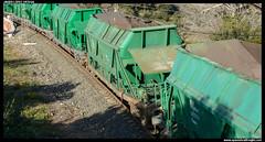 Faoos/TT de Renfe (javier-lopez) Tags: ffcc railway train tren trenes adif mercancías vagón tolva tolvas faoos tt tt4 renfe carbón andorra andorradeteruel samper samperdecalanda tarragonamercancías duesaigües 05022019