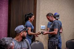 4 VCRTS 2018 Veterans Welcome Dinner Kaylan Harrington and Dave Frey SLP_5681.jpg