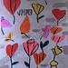 """Waltz of the Flowers"" by S Corpron, acrylic, $35.00"