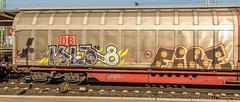 107_2018_10_11_Bremen_Hbf_6155_147_Rpool_mit_H_Wagenzug ➡️ Süden (ruhrpott.sprinter) Tags: ruhrpott sprinter deutschland germany allmangne nrw ruhrgebiet gelsenkirchen lokomotive locomotives eisenbahn railroad rail zug train reisezug passenger güter cargo freight fret bremen hbf 0440 1x16 1144 1265 6101 6145 6139 6140 6143 6146 6151 6152 6155 6182 6185 6187 6189 6193 7386 boxx ccw db eloc evb hctor hsl itl meg nwb öbb press radve rbh rpool graffiti