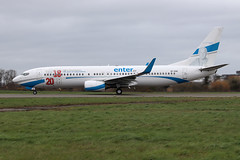 Boeing 737-8Q8(WL) Enter Air SP-ENX (herpeux_nicolas) Tags: boeing boeing7378q8wl b737800 b737 737800 enterair spenx 7378q8 msn30627 cn3027 ln752 n1786b y189cfmi cfm567b27 cfmicfm567b27 cfminternational e4 runway rollingtakeoff 100yearsofindependence 100latniepodległości winglets winglet nextgen takeoff charter lowcost