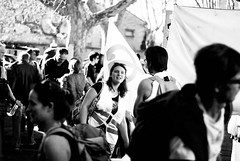 Manifestation climat 16 mars 2019 - Arles - (Loïc.Kervignac) Tags: lamarchepourleclimat marchedusiècle climat pentax blackandwhite noiretblanc arles reportage manifestation