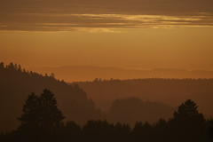 yearningNature (tobias-eger) Tags: schwarzwald landschaft natur sonnenaufgang rot wald sunrise landscape nature blackforest germany morning red