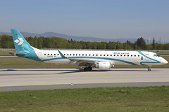 I-ADJO (QC PHOTOGRAPHY) Tags: frankfurt main germany april 20th 2018 air dolomiti embraer erj195 iadjo