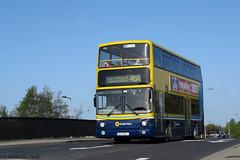 AV127 - Rt41A - ShantallaBridge - 140512 (dublinbusstuff) Tags: dublinbus dublin bus av127 route41a swords glenellan santry summerhill alx400