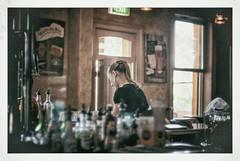 In a Saloon  Bar, North Adelaide (yoyomaoz) Tags: petermaynard lifeinshadows adelaide nikond200 nikkor50mmf14af postprocessed nikefex