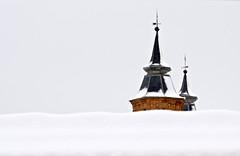 Las torres (pascual 53) Tags: nieve torres alfaro larioja canon eos1dmarkiii 70200mm sanmiguel invierno