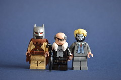 Gothamites (th_squirrel) Tags: lego dc batman gotham heretic damian al ghul talia wayne clone penguin cobblepot court owls talon minifig minifigure minifigs minifigures