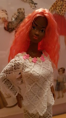 Christie re-rooted. (italiantime) Tags: christie christiedoll doll barbie toys