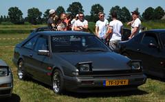 1988 Nissan Silvia 1.8 Turbo (rvandermaar) Tags: s12 1988 nissan silvia 18 turbo 180sx nissansilvia sidecode4 tf13ry