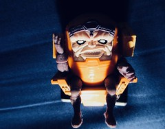 MODOK - AKA - Mental / Organism / Designed / Only (for) / Killing 4459A (Brechtbug) Tags: modok an acronym for mental mobile mechanized organism designed only killing is name different fictional super villains appearing american comic books published by marvel comics first appeared title tales suspense 93 – 94 september october 1967 became recurring foe superhero captain america where he was created jack kirby maybe stan lee action figure 2018 nyc