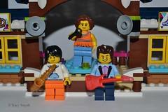 Music (319/365) (Tas1927) Tags: 365the2018edition 3652018 day319365 15nov18 lego minifigure minifig