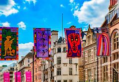 Regent-street-flags_DSC9480 (Mel Gray) Tags: london england unitedkingdom