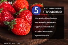 5 Healthy Benefits of Strawberries (Frankit.in) Tags: strawberries strawberry berries fruits organic growyourown strawberrylover strawberryfarm strawberrys strawberryseason strawberrylove wednesdaytips wednesdayfacts fivefacts healthybenefits healthtipoftheday didyouknow instafacts dailyfacts vegan veganlife freshfruits healthyheart bloodsugarregulation weightmanagementspecialist antioxidantsupport bloodsugarbalance weightmanagement frankit frankitindia