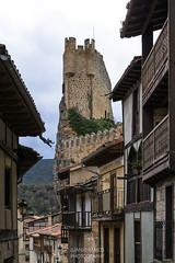 SITIOS DE BURGOS (jramosvarela) Tags: castillo antiguo pueblo frias 2016 burgos torre gargola castle chateau gargoyle old tower village