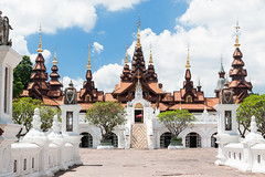 Dara Devi Hotel (SLpixeLS) Tags: thailand dara devi hotel chiangmai