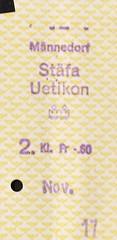 "Bahnfahrausweis Schweiz • <a style=""font-size:0.8em;"" href=""http://www.flickr.com/photos/79906204@N00/31191486587/"" target=""_blank"">View on Flickr</a>"