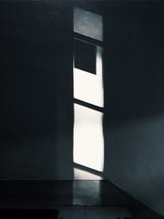 Goleuni (Rhisiart Hincks) Tags: lightanddark goleuniathywyllwch window ffenestr bw duagwyn ceredigion aberystwyth pa au cledwynbuilding adeiladcledwyn stairs grisiau