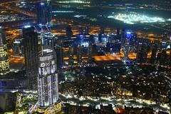 Emirats Arabes Unis 2018 - Dubaï (philippebeenne) Tags: eau uae dubai dubaï emirats moyenorient emiratis arabie burjkhalifa vue tour architecture