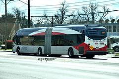 967 100 PRIMO-Dwtn (transit addict 327) Tags: viametropolitantransit bus nikon d5300 55300mmlens 2019 northamericanbusindustries nabi 60brt brt busrapidtransit primo articulated