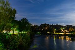 _DSC1164 (carlo_gra) Tags: torino turin night fiumepo superga basilica chiesa church river lights panorama landscape skyline streetphotography street streets nikon nikond7500