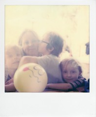 together (::jmo::) Tags: sx70 kids summer hugs