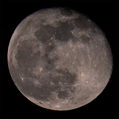 Moon 2019-01-22 20hr 11m (nicklucas2) Tags: astrophotography moon moon2019 moonjan2019