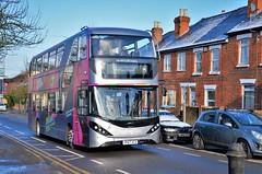 Reading Buses 706 (stavioni) Tags: generic hits radio all over wrap advert advertisement city yp67xca adl alexander dennis enviro 400 mmc reading buses bus berkshire
