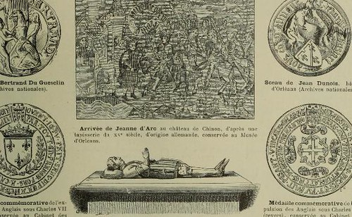 This image is taken from Page 57 of Album historique