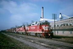 CB&Q GP30 943 (Chuck Zeiler48Q) Tags: cbq gp30 943 burlington railroad emd locomotive naperville train chuckzeiler chz kroehler