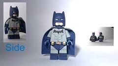 Custom LEGO Batman: Dick Grayson (Caruana Customs) Tags: minifigure superheroes lego custom grayson dick comics dc nightwing batman