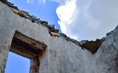 Decay 1 (orientalizing) Tags: 19thcentury abandoned architecture deepmani desktop featured greece house katopagki lachos lowermani mani messamani peloponnese ruins towerhouses village