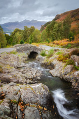 Ashness Bridge (Rich Walker Photography) Tags: lakedistrict bridge cumbria stream landscape landscapes landscapephotography landmark landmarks canon efs1585mmisusm england eos eos80d