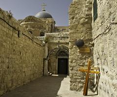 Jerusalem (Joachim-S) Tags: jerusalem israel palestine church cross holy street city neareast