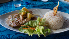 IMG_8570 (jaglazier) Tags: 121318 2018 chile december easterisland fish food hangaroa rice seafood takatuvave animals copyright2018jamesaglazier dinner grouper restaurants valparaisoregion
