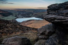 Dovestones (Elliot Hyndman) Tags: dovestones lanscape landscape photography nature reservoir rocks hills mountain manchester greater mcr saddleworth peak district trail oldham