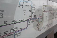 Metrolink Map (Mike McNiven) Tags: manchester metrolink map network networkmap roundthorn zone wythenshawe diagram