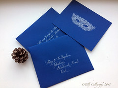 Event envelopes (Tully Calligraphy) Tags: calligraphy envelopes event occasions