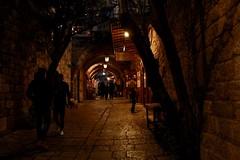 The ancient Byblos Old Souk (market) in Jbeil, Lebanon after sunset (adnankouatli) Tags: castle bazar souk ancient market sunset byblos jbeil lebanon