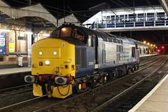 37419 (DennisDartSLF) Tags: 0v91 ipswich train class37 drs directrailservices 37419