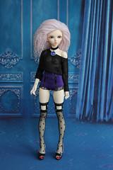 IMG_9297-2 (Elena_art) Tags: msd minifee mod chloe custom fairyland pastelgoth bjd etsy