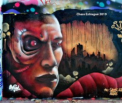 graffiti 2019 (alienigena51) Tags: graffiti art arte arteurbano urbanart cultura creatividad creativitat catalogne